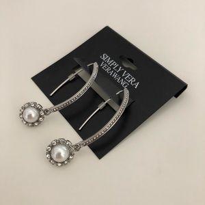 Simply Vera | Vera Wang earrings